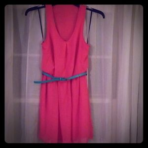 City Triangles Pink Dress Size M